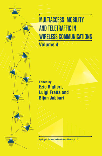 Multiaccess, Mobility and Teletraffic in Wireless Communications: Volume 4 - Coverbild