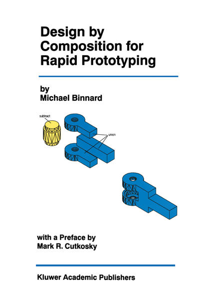 Design by Composition for Rapid Prototyping - Coverbild