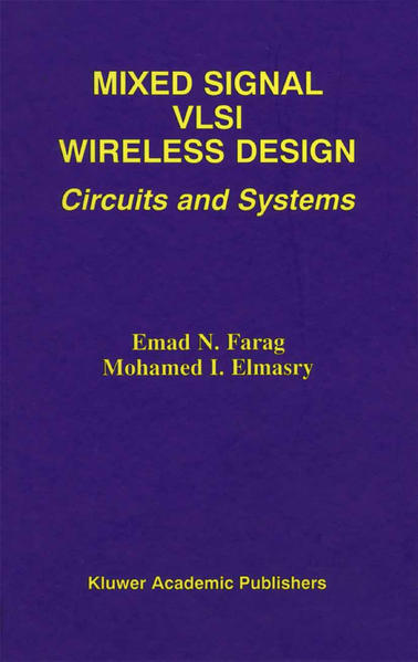 Mixed Signal VLSI Wireless Design - Coverbild