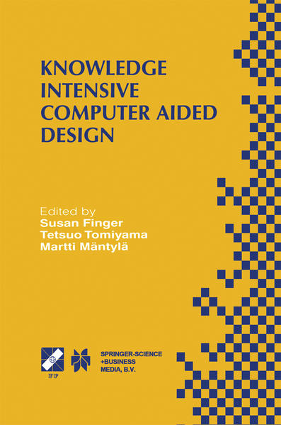 Knowledge Intensive Computer Aided Design - Coverbild