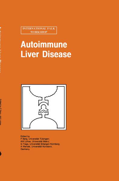 Autoimmune Liver Disease - Coverbild