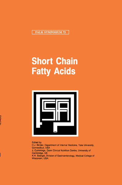 Short Chain Fatty Acids - Coverbild