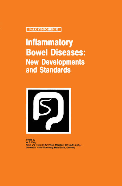 Inflammatory Bowel Diseases: New Developments and Standards - Coverbild