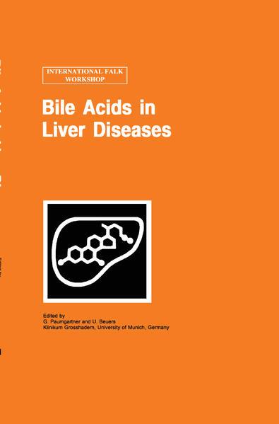 Bile Acids in Liver Diseases - Coverbild