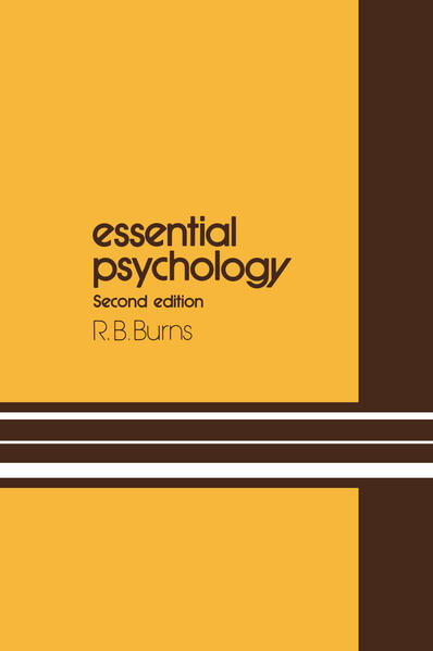 Essential Psychology - Coverbild
