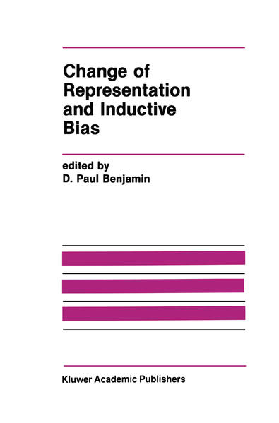Change of Representation and Inductive Bias - Coverbild