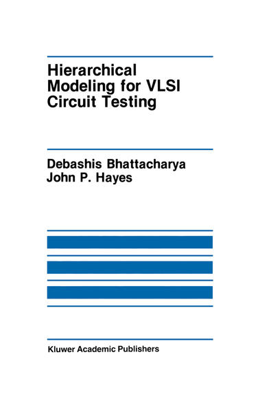 Hierarchical Modeling for VLSI Circuit Testing - Coverbild