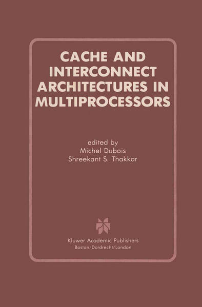 Cache and Interconnect Architectures in Multiprocessors - Coverbild