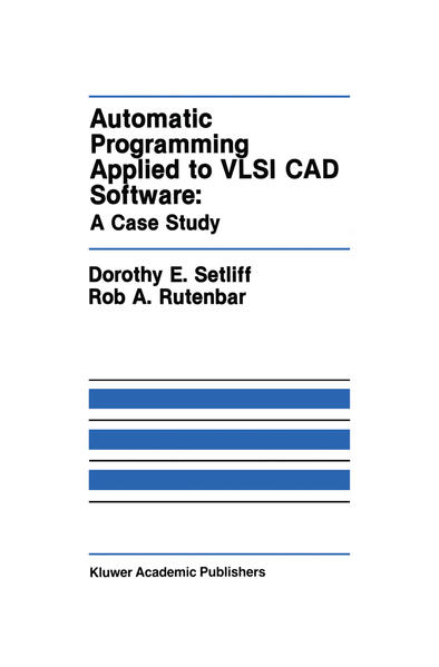 Automatic Programming Applied to VLSI CAD Software: A Case Study - Coverbild