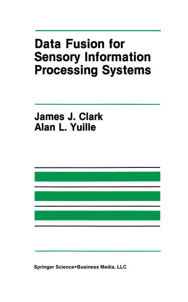 Data Fusion for Sensory Information Processing Systems - Coverbild