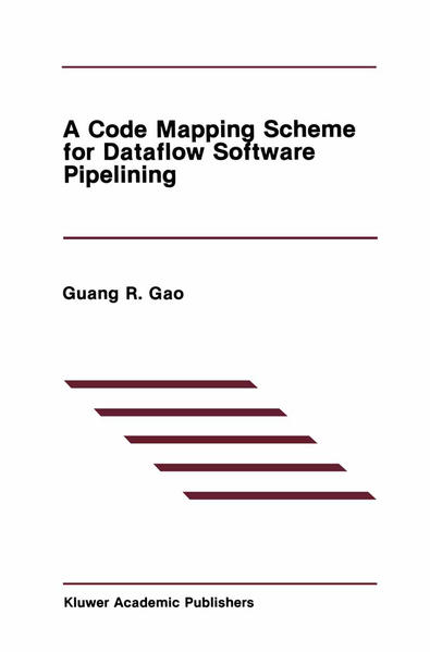 A Code Mapping Scheme for Dataflow Software Pipelining - Coverbild