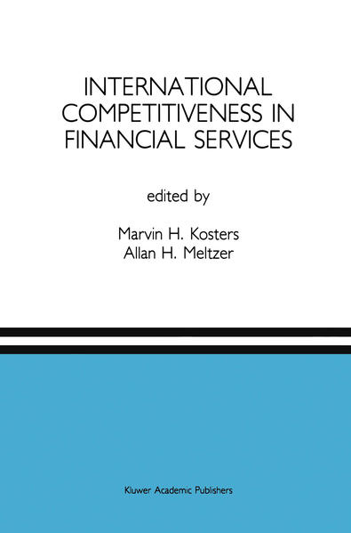 International Competitiveness in Financial Services - Coverbild