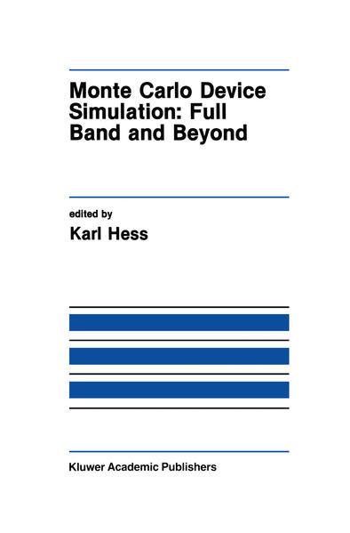 Monte Carlo Device Simulation - Coverbild