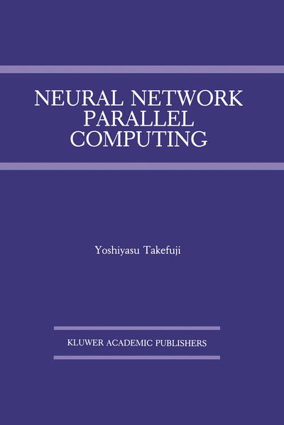 Neural Network Parallel Computing - Coverbild