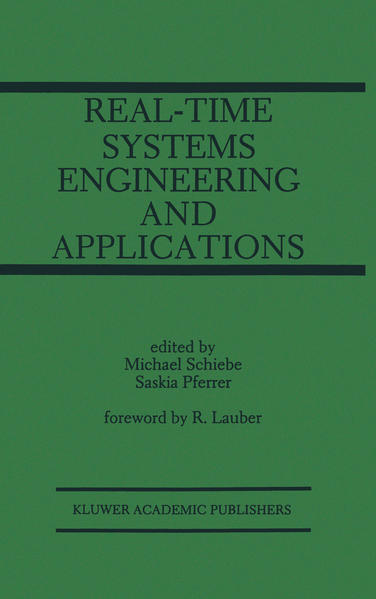 Real-Time Systems Engineering and Applications - Coverbild
