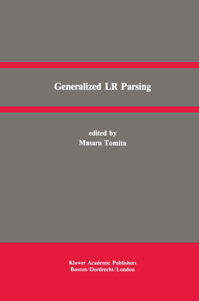 Generalized LR Parsing - Coverbild