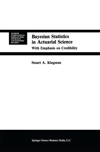 Bayesian Statistics in Actuarial Science - Coverbild