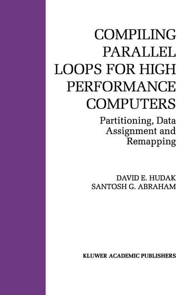 Compiling Parallel Loops for High Performance Computers - Coverbild