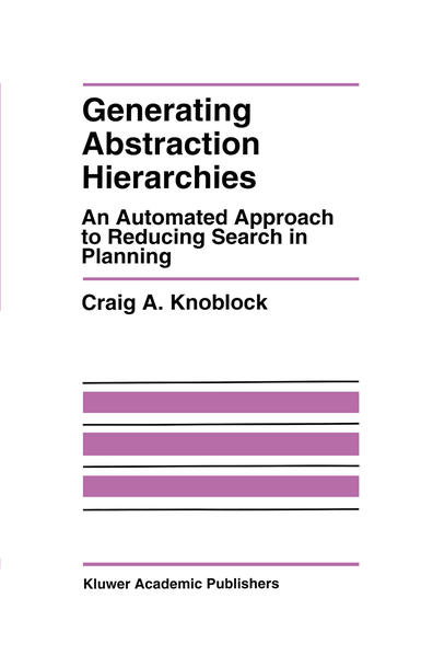Generating Abstraction Hierarchies - Coverbild