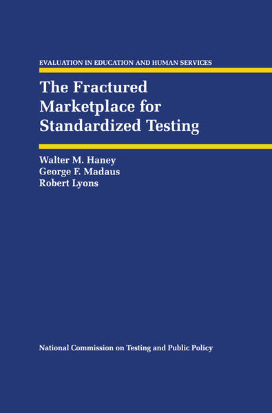 The Fractured Marketplace for Standardized Testing - Coverbild