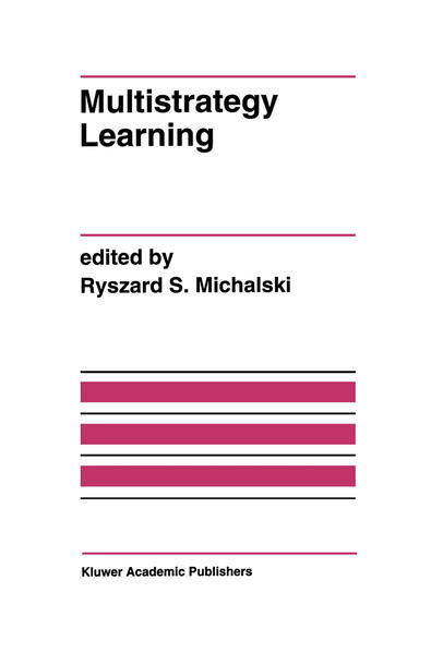 Multistrategy Learning - Coverbild