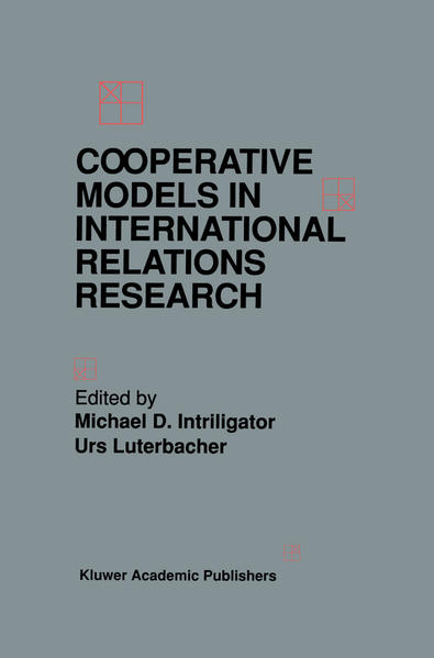 Cooperative Models in International Relations Research - Coverbild