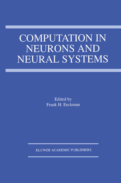 Computation in Neurons and Neural Systems - Coverbild