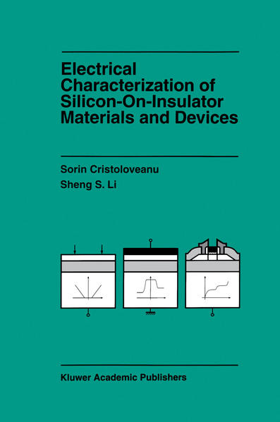 Electrical Characterization of Silicon-on-Insulator Materials and Devices - Coverbild