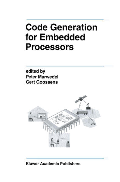 Code Generation for Embedded Processors - Coverbild