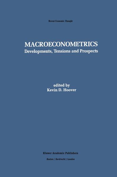 Macroeconometrics - Coverbild