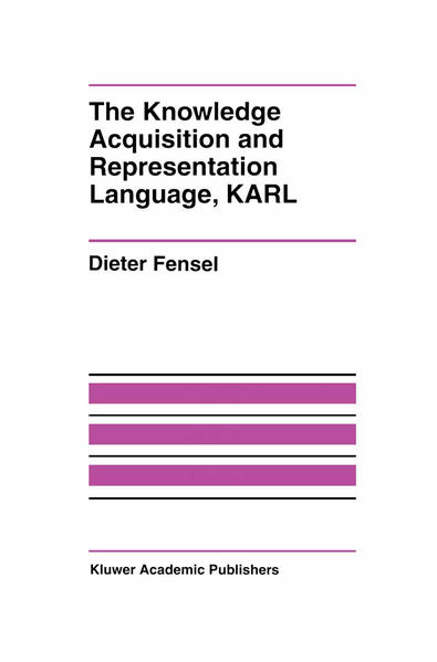 The Knowledge Acquisition and Representation Language, KARL - Coverbild