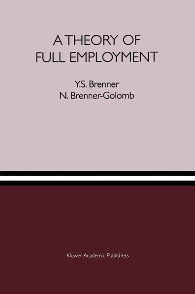 A Theory of Full Employment - Coverbild