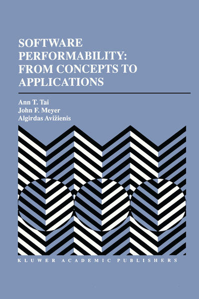 Software Performability: From Concepts to Applications - Coverbild