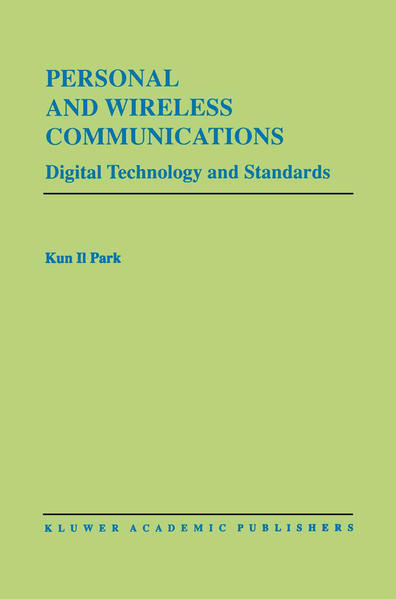Personal and Wireless Communications - Coverbild