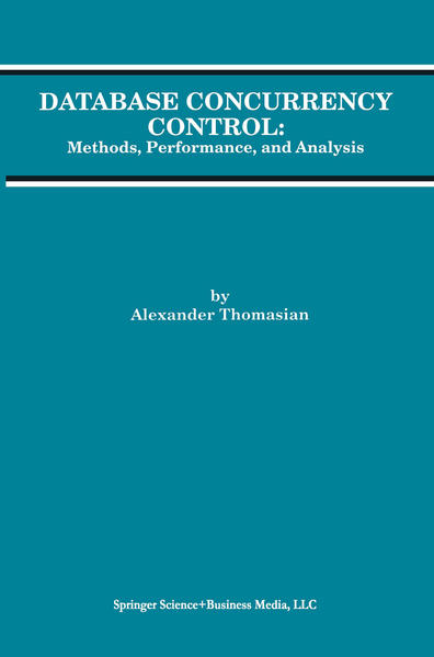 Database Concurrency Control - Coverbild