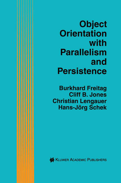 Object Orientation with Parallelism and Persistence - Coverbild