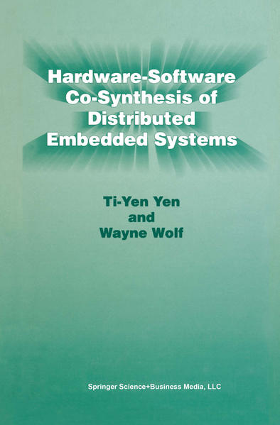 Hardware-Software Co-Synthesis of Distributed Embedded Systems - Coverbild