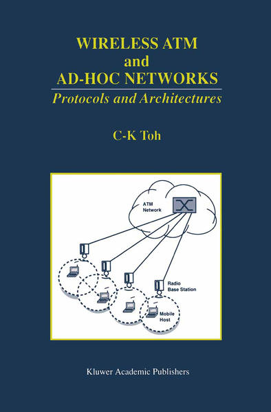 Wireless ATM and Ad-Hoc Networks - Coverbild