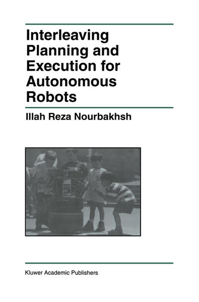 Interleaving Planning and Execution for Autonomous Robots - Coverbild