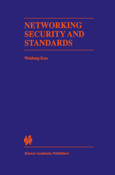 Networking Security and Standards - Coverbild