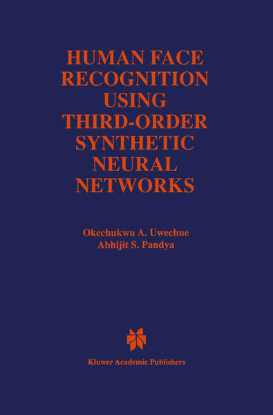 Human Face Recognition Using Third-Order Synthetic Neural Networks - Coverbild