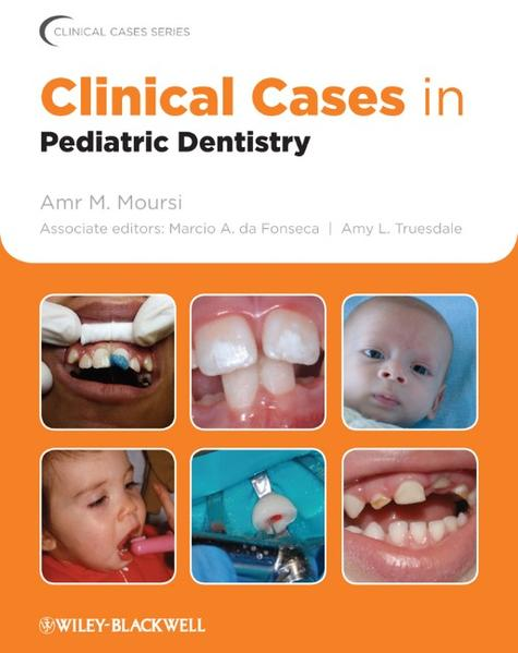 Clinical Cases in Pediatric Dentistry - Coverbild