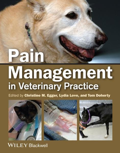 Pain Management in Veterinary Practice - Coverbild