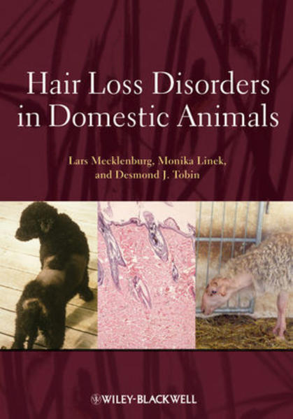 Hair Loss Disorders in Domestic Animals - Coverbild