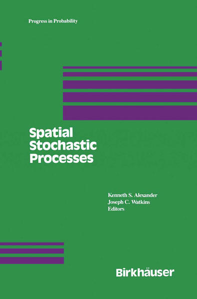 Spatial Stochastic Processes - Coverbild