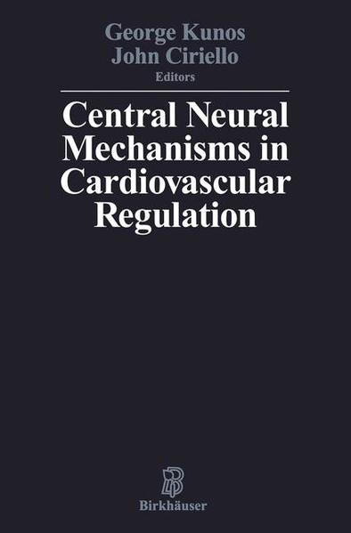 Central Neural Mechanisms of Cardiovascular Regulation - Coverbild