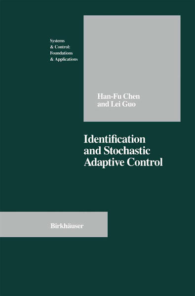 Identification and Stochastic Adaptive Control - Coverbild