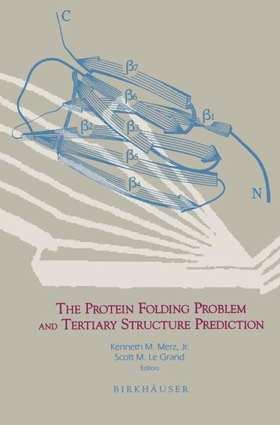 The Protein Folding Problem and Tertiary Structure Prediction - Coverbild