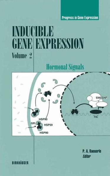 Inducible Gene Expression, Volume 2 - Coverbild