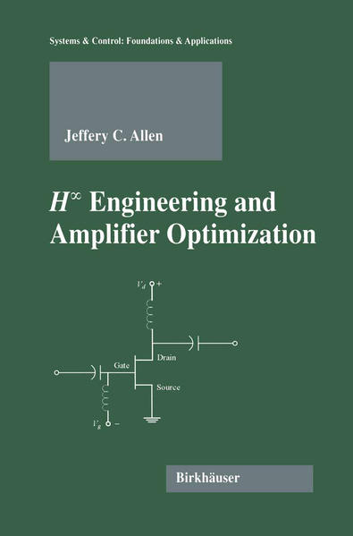 H-infinity Engineering and Amplifier Optimization - Coverbild
